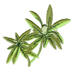 Summer Savory embroidery design