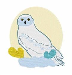 Owl Bird embroidery design