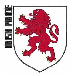 Irish Pride embroidery design