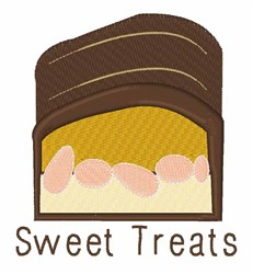 Sweet Treats embroidery design