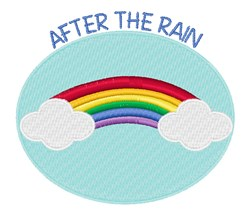 After The Rain embroidery design