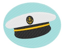 Sailor Hat embroidery design