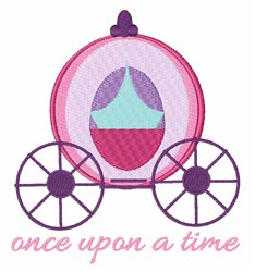 Once Upon Time embroidery design