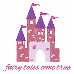 Fairy Tales embroidery design