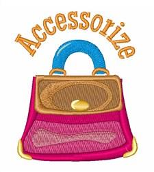 Accessorize embroidery design