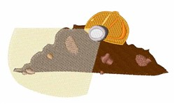 Construction Dirt embroidery design