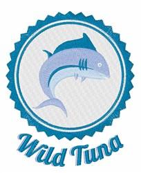 Wild Tuna embroidery design