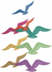 Sea Bird Silhouette
