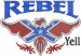 Rebel Yell embroidery design