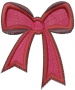 Holiday Ribbon embroidery design