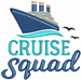 Cruise Squad embroidery design