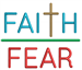 Faith and Fear embroidery design