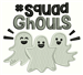 #Squad Ghouls embroidery design