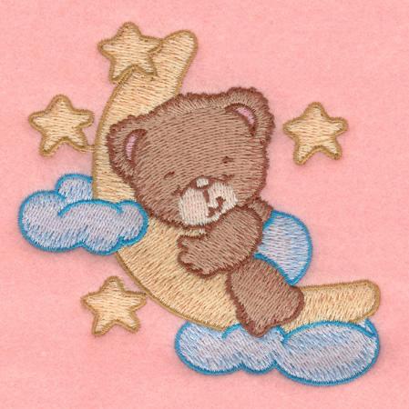 Embroidery Design Teddy Bear