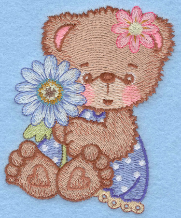 Flowers Embroidery Machine - Flowers Healthy