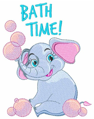 Bath time embroidery design annthegran for Bathroom embroidery designs
