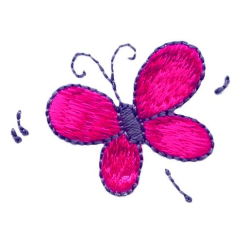 Butterfly Embroidery Design Annthegran
