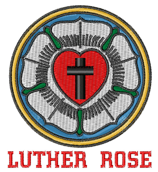 Lutheran Rose Tattoo | www.pixshark.com - Images Galleries ...
