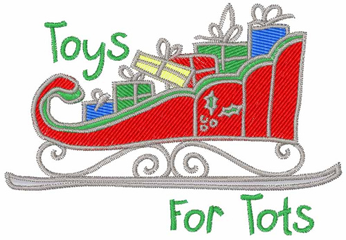 Toys For Tots Font : Toys for tots sleigh embroidery design annthegran