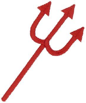 devils pitchfork embroidery design annthegran asu pitchfork clipart farmer pitchfork clipart