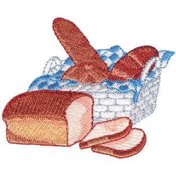 Free Machine Embroidery Designs Bread