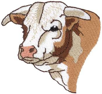 Cattle Embroidery Designs