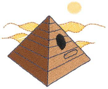 pyramid machine