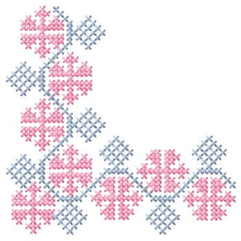 Cross Stitch Border Embroidery Design Annthegran