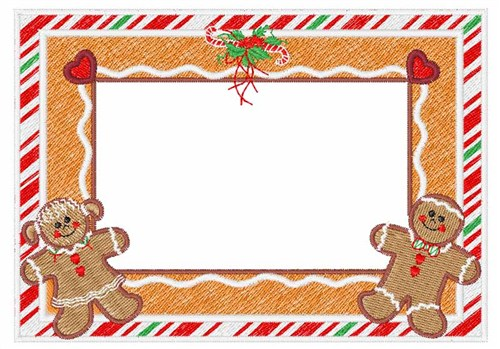 Gingerbread House Embroidery Designs