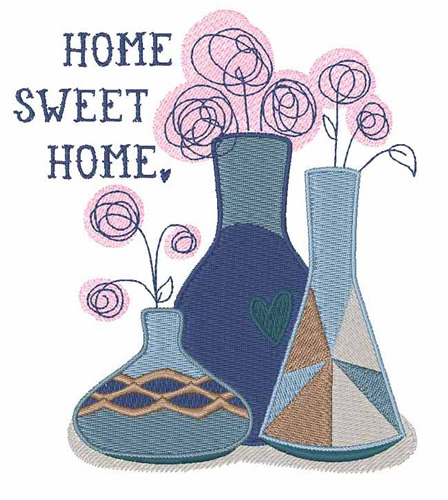 Home Sweet Home Embroidery Design Annthegran