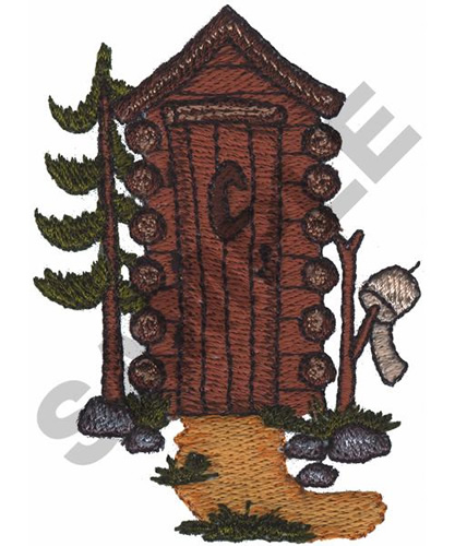 OUTHOUSE Embroidery Design | AnnTheGran on house name plates designs, house prints designs, house of embroidery, house christmas, house finishing designs, house painting designs, house quilt designs, house drawing designs, house construction designs, house cake designs, house furniture designs, house home designs, house building designs, leaf designs, house frames, house fonts, house wallpaper designs,