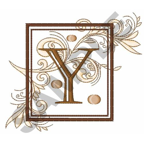 Fancy Letter Y Designs 15068 Trendnet