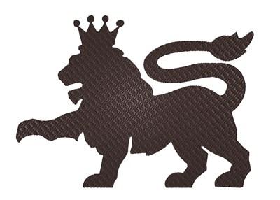 royal lion embroidery design annthegran