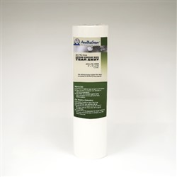 Medium Tear Away Stabilizer With Adhesive Back