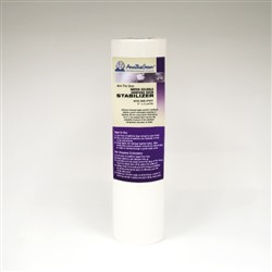 Water Soluble Adhesive Back Stabilizer