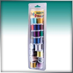 Madeira Potpourri Rayon Thread Value Pack