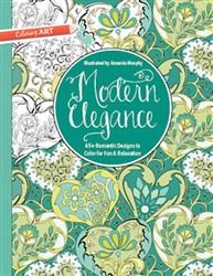 Modern Elegance Coloring Book