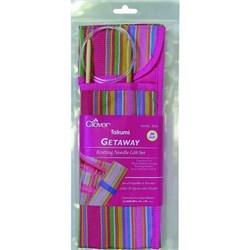 Getaway Takumi Knitting Needle Gift Set