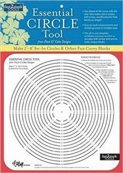 Essential Circle Tool from Piece O' Cake Designs