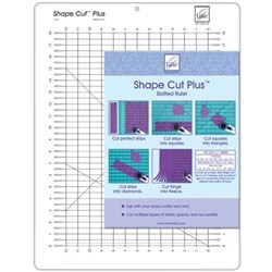 Shape Cut™ Plus Ruler