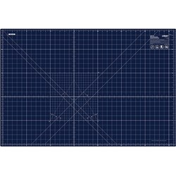Splash Navy 24″ x 36″ Double-Sided Rotary Mat (RM-MG/NBL)