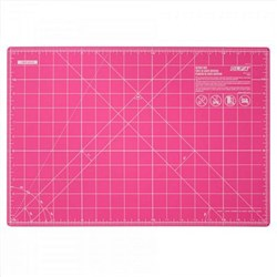 12″ X 18″ Pink Double Sided Rotary Mat