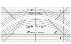 QCR Curvit Ruler Set