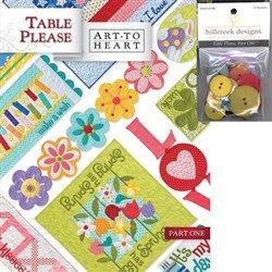 Table Please Book Bundle