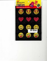 Embroidered Emoji Sheets #4