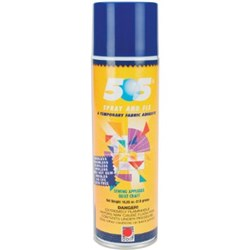 505 Spray Temporary Spray Adhesive