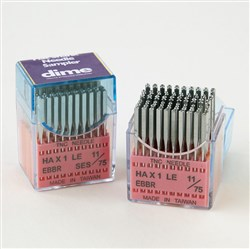 Flat Shank Needle Sampler Pack