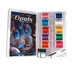 Madeira Supertwist Opals Spool Kit